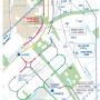 Tijdelijke aanpassingen in vliegprocedures op Lelystad Airport