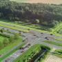 Start aanleg kruispunt Larserweg